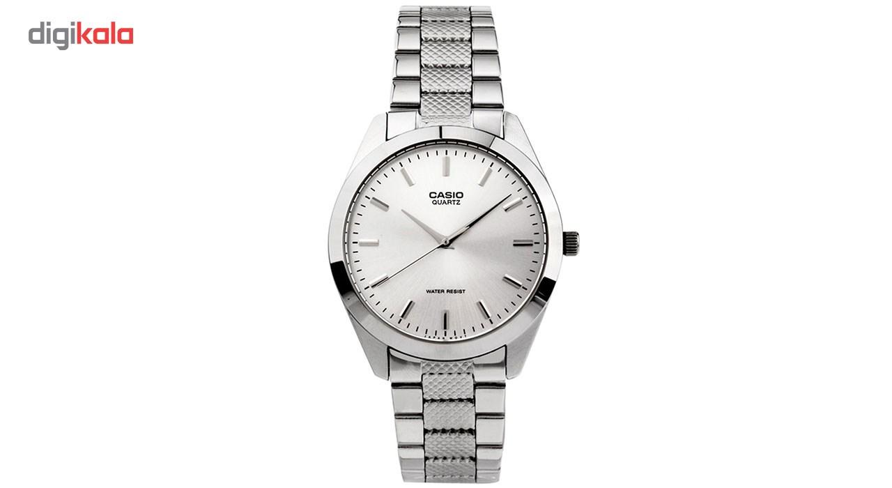 خرید ساعت مچی عقربه ای مردانه کاسیو مدل MTP-1274D-7ADF | ساعت مچی