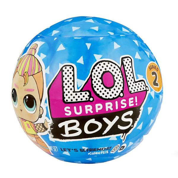 اسباب بازی شانسی ال او ال سوپرایز مدل Boys کد 2021