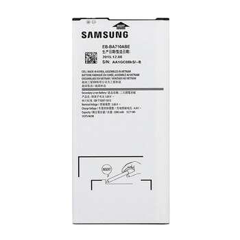 باتری موبایل مناسب برای سامسونگ مدل Galaxy A7 2016 با ظرفیت 3300mAh