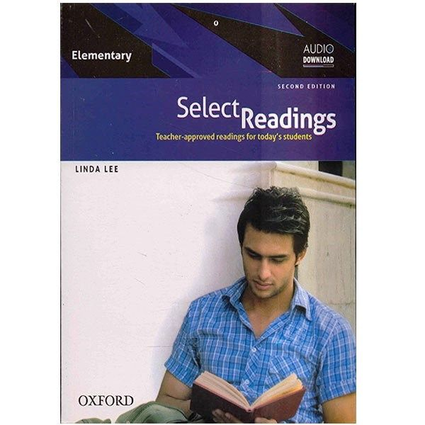 کتاب زبان Select Readings Elementary Second Edition
