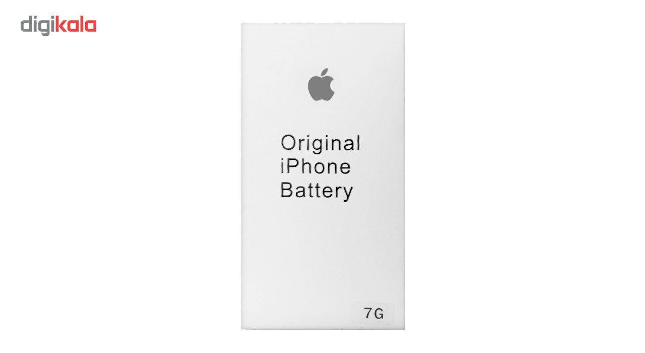 باتری موبایل مدل APN 616-00255 با ظرفیت 1960mAh مناسب برای گوشی های موبایل آیفون 7 main 1 3