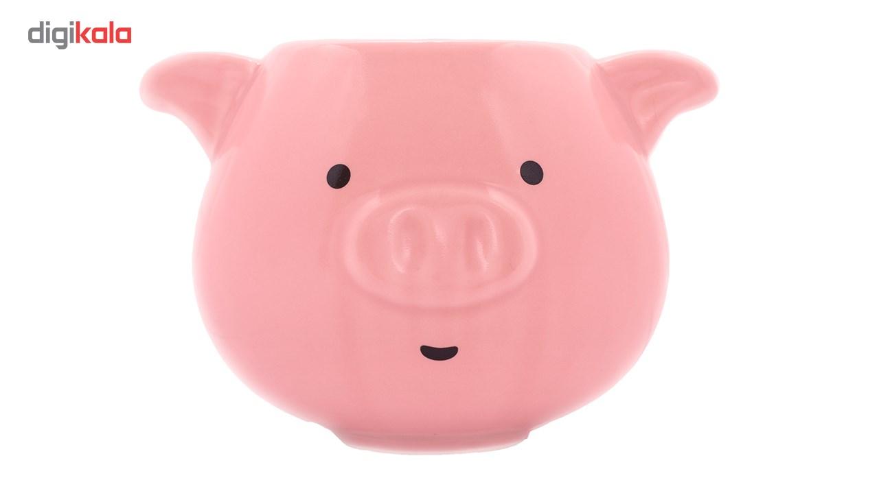 ماگ تامبز آپ مدل Pig