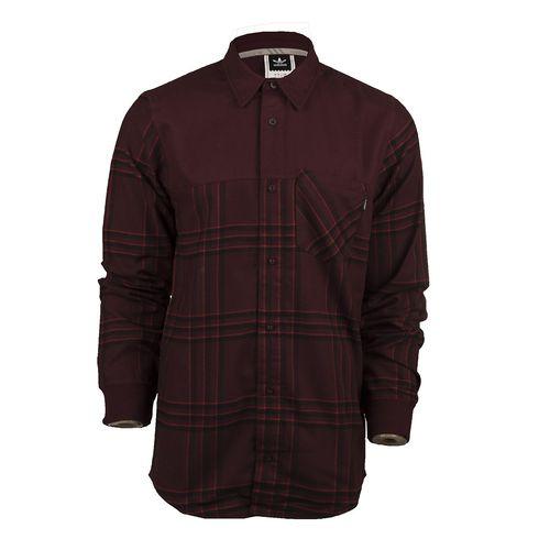 پیراهن مردانه آدیداس مدل Athletic Tech Flannel