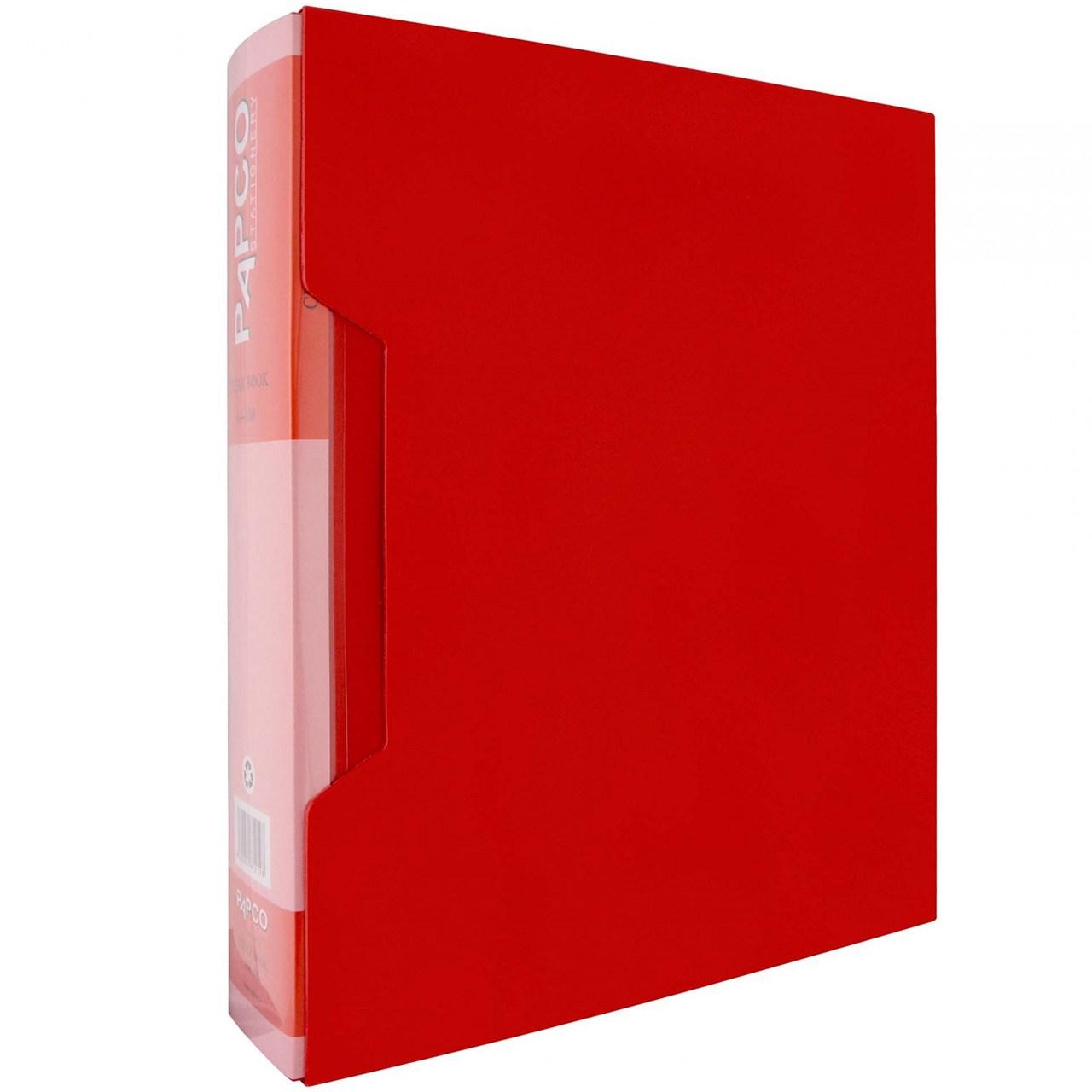 کلیر بوک 100 برگ پاپکو کد  A4-100 M