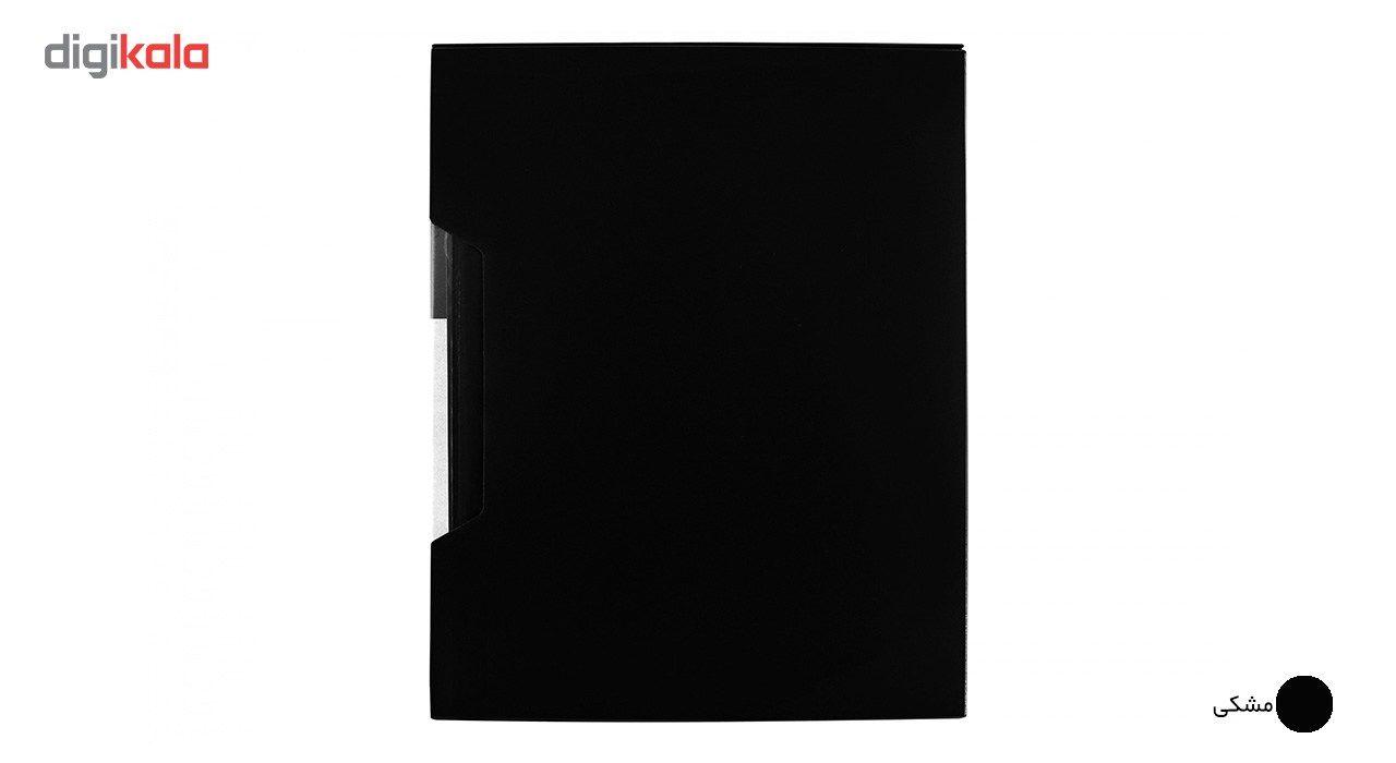 کلیر بوک 100 برگ پاپکو کد  A4-100 M main 1 4