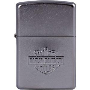 فندک زیپو مدل HD Sramp Bar And Shie کد 24002