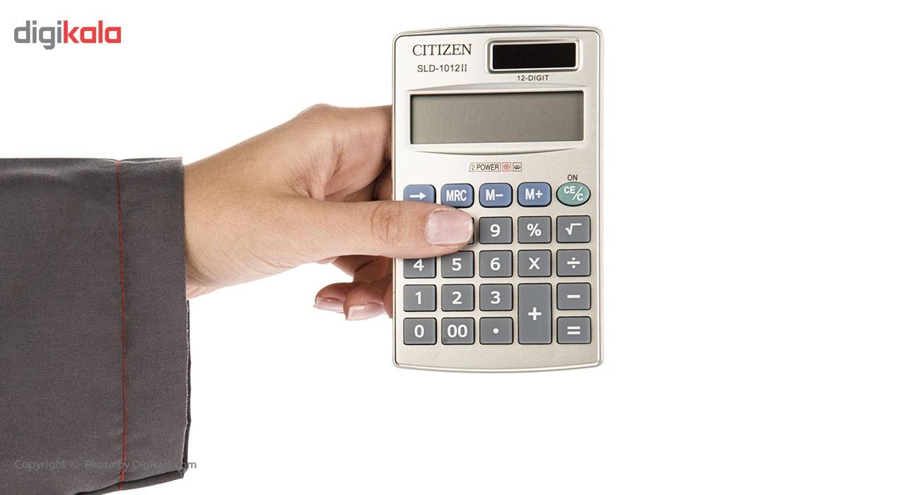 ماشین حساب جیبی سیتیزن مدل SLD-1012II