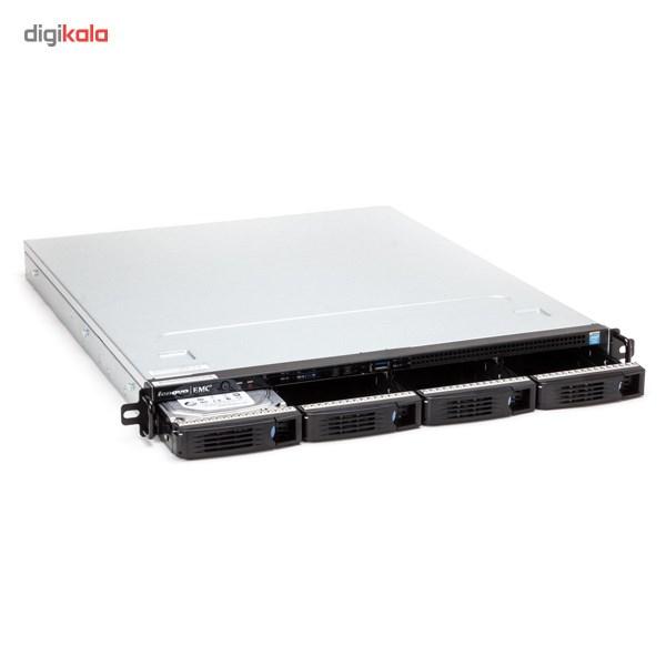 ذخیره ساز تحت شبکه 4Bay لنوو مدل EMC PX4-400R ظرفیت 16 ترابایت