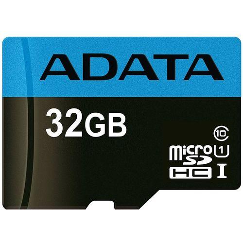 کارت حافظه microSDHC ای دیتا مدل Premier کلاس 10 استاندارد UHS-I U1 سرعت 85MBps ظرفیت 32 گیگابایت