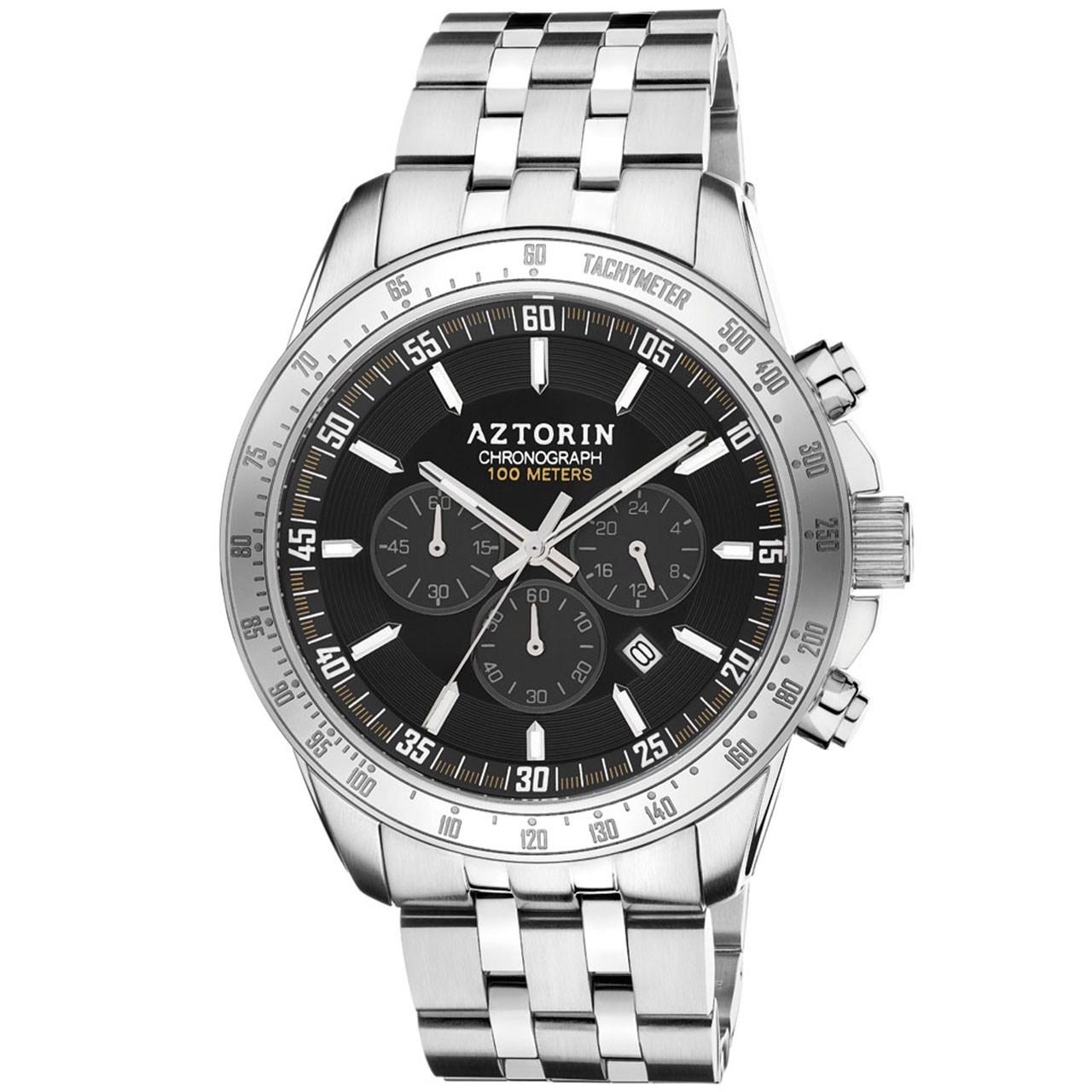 ساعت مچی عقربه ای مردانه ازتورین مدل A059.G285