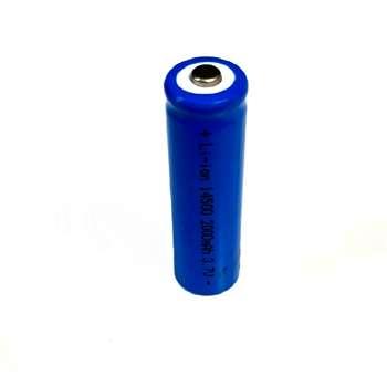 باتری لیتیوم یون کد 14500 ظرفیت 2000 میلی آمپر ساعت