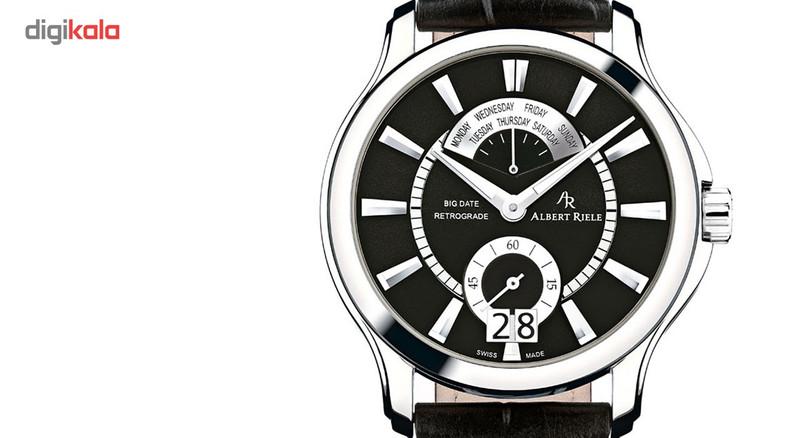 ساعت مچی عقربه ای مردانه آلبرت ریله مدل 302GQ05-SB13I-LB-K1