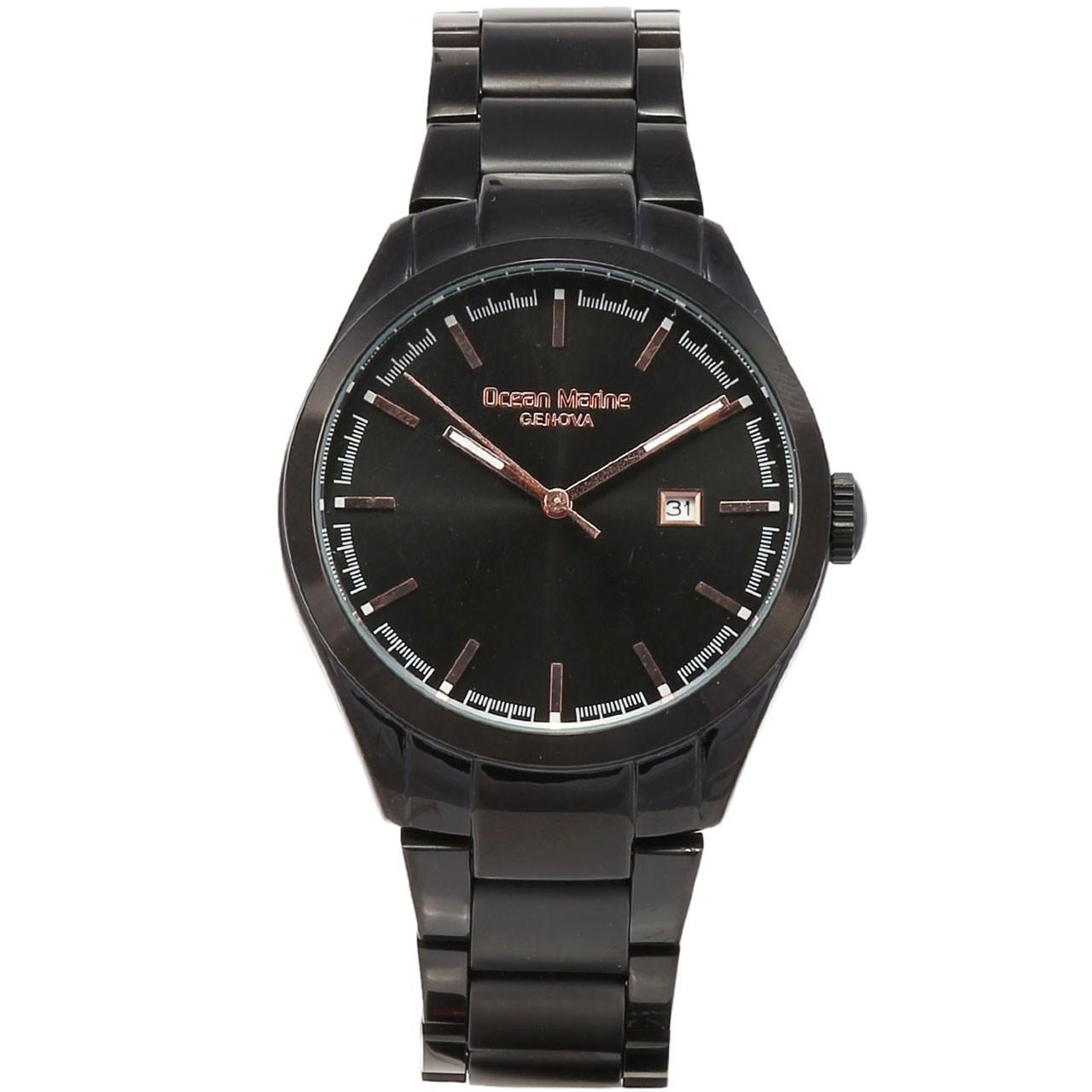 ساعت مچی عقربه ای مردانه اوشن مارین مدل OM-8019-3
