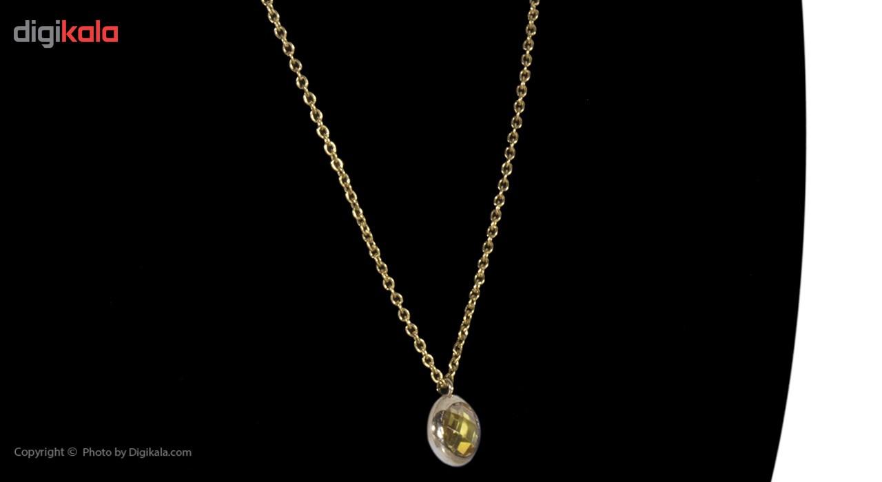 گردنبند طلا 18 عیار ماهک مدل MM0402 - مایا ماهک -  - 1