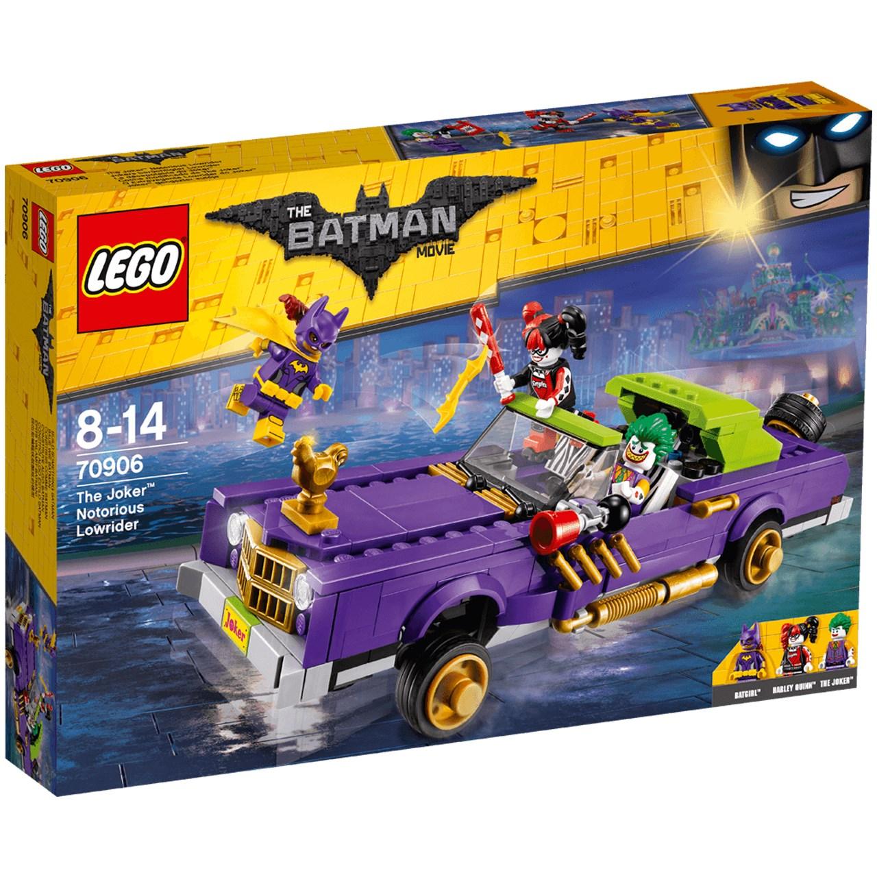 لگو سری Batman مدل The Joker Notorious Lowrider 70906