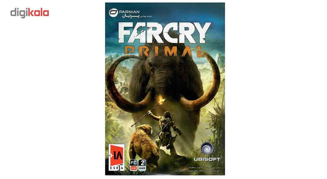 خرید اینترنتی بازی Farcry Primal مخصوص pc اورجینال