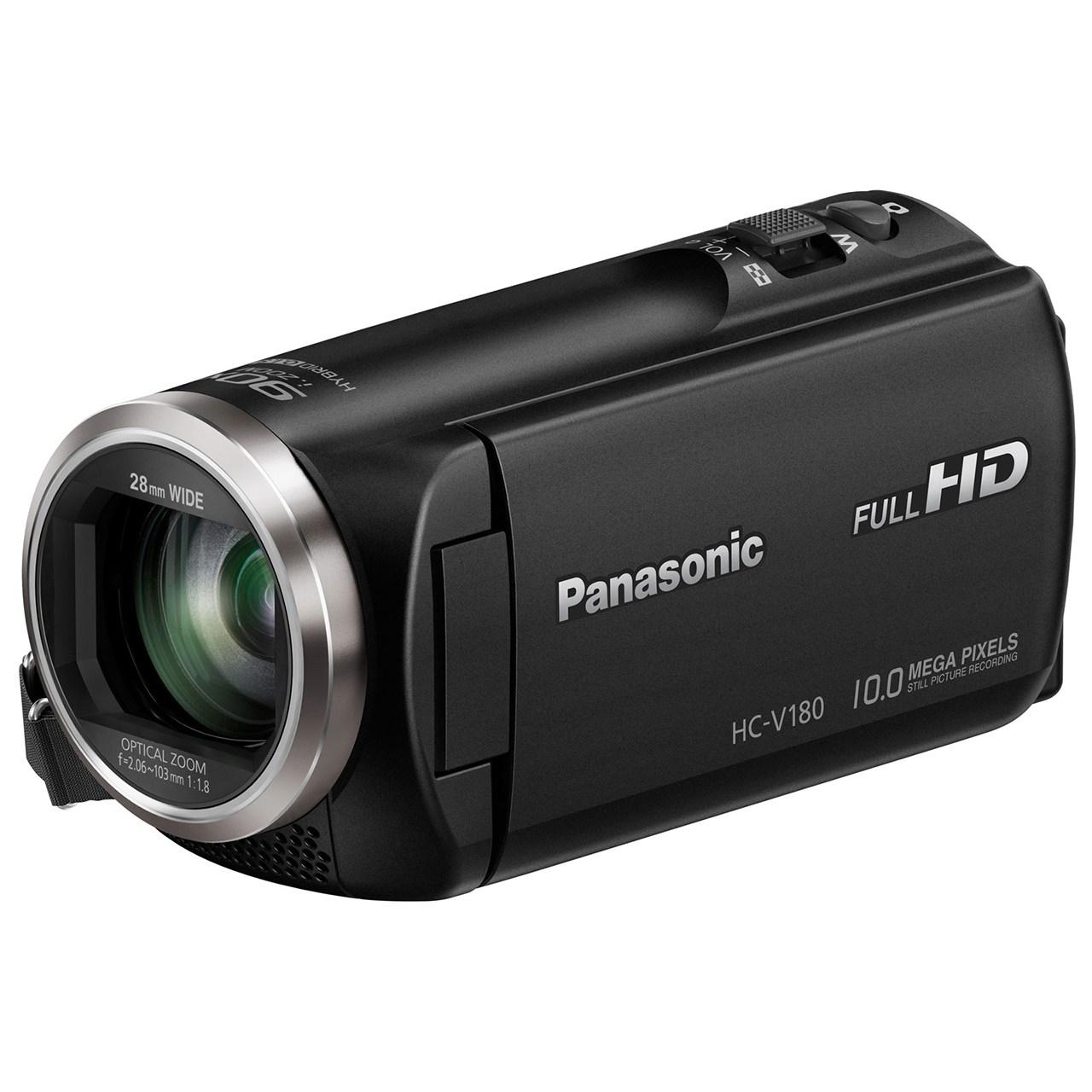 دوربین فیلمبرداری پاناسونیک مدل HC-V180GA-K