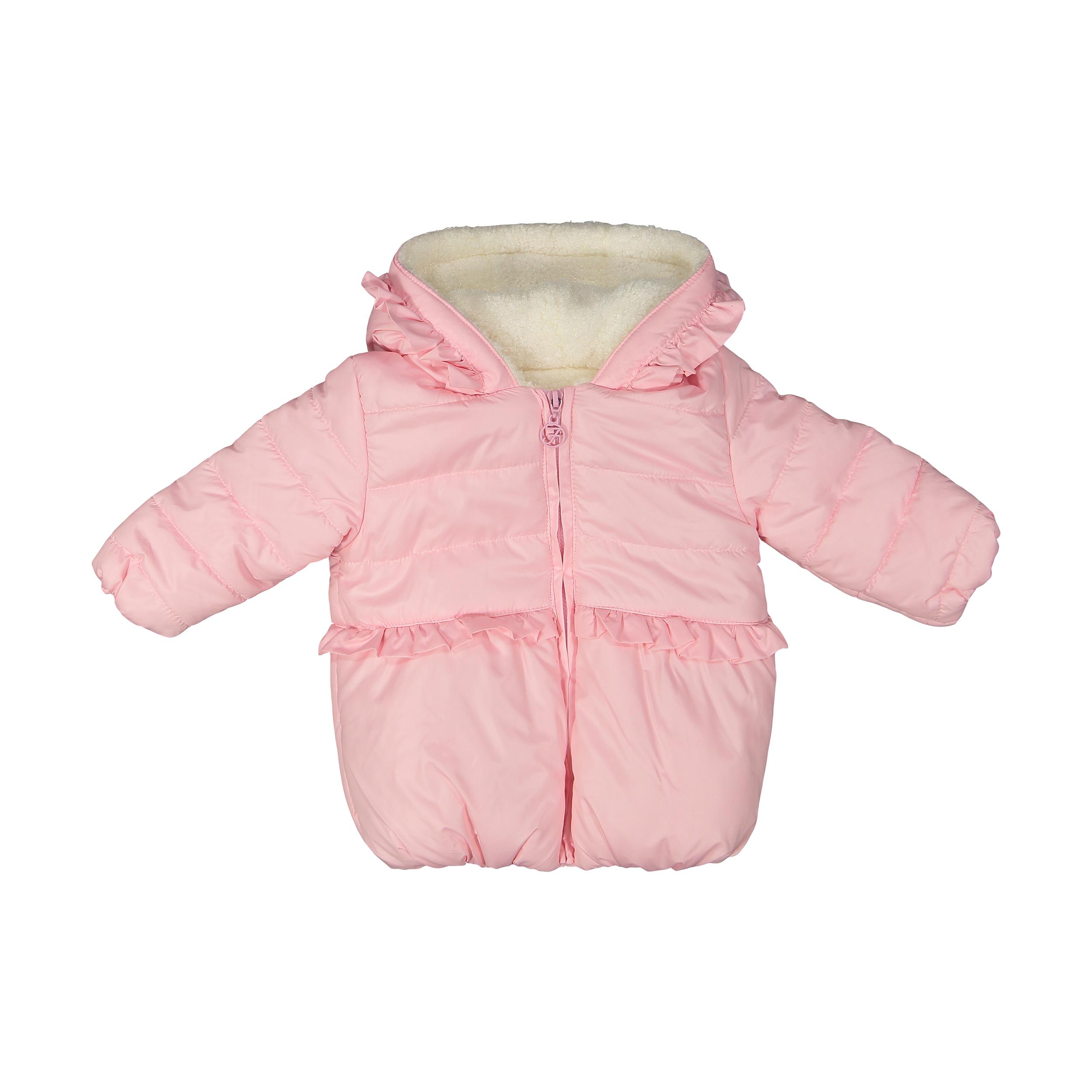 کاپشن نوزادی دخترانه فیورلا کد 4852