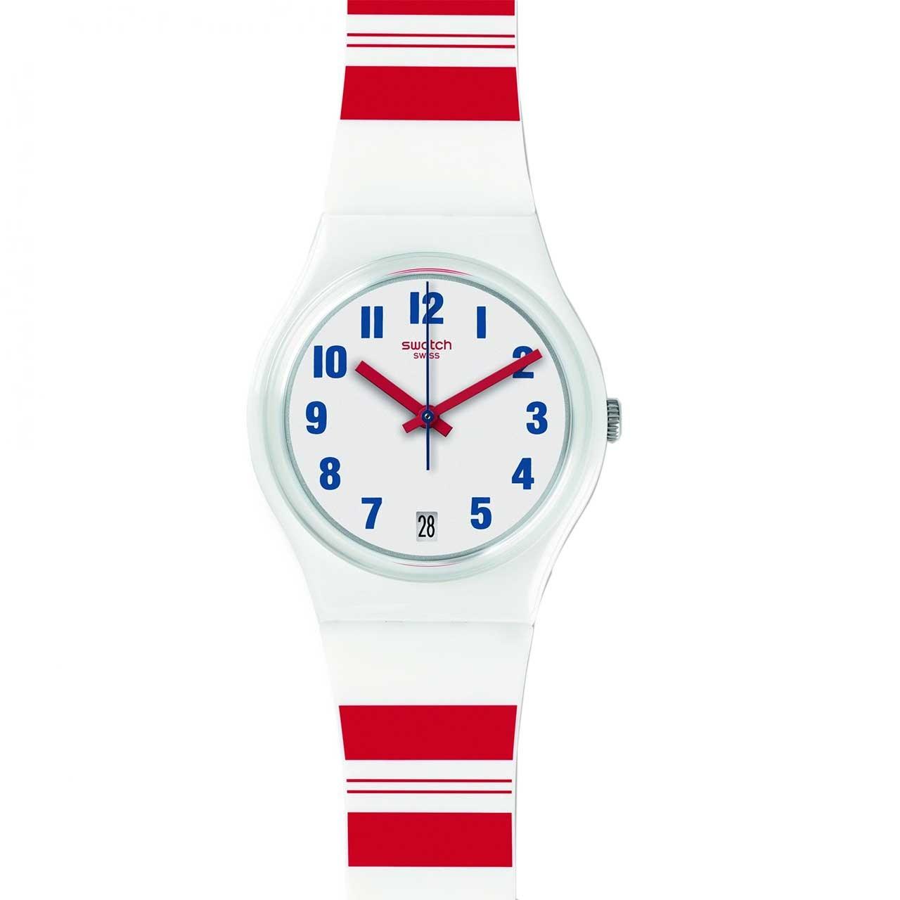 ساعت مچی عقربه ای زنانه سواچ مدل GW407 21