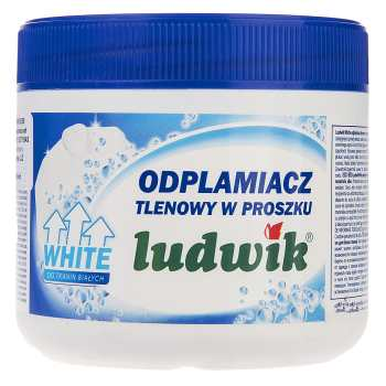 پودر لکه بر لودویک مدل White مقدار 500 گرم