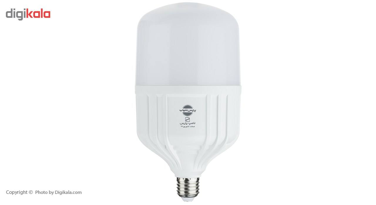 لامپ اس ام دی 40 وات پارس شهاب مدل Cylindrical پایه E27 main 1 1