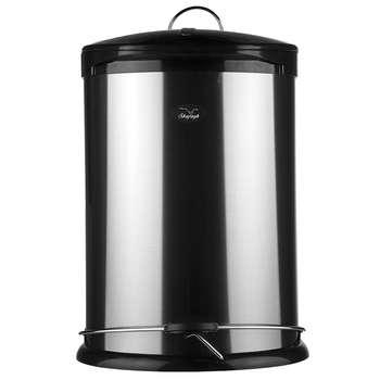 سطل زباله شفق مدل NP45 - گنجایش 20 لیتری