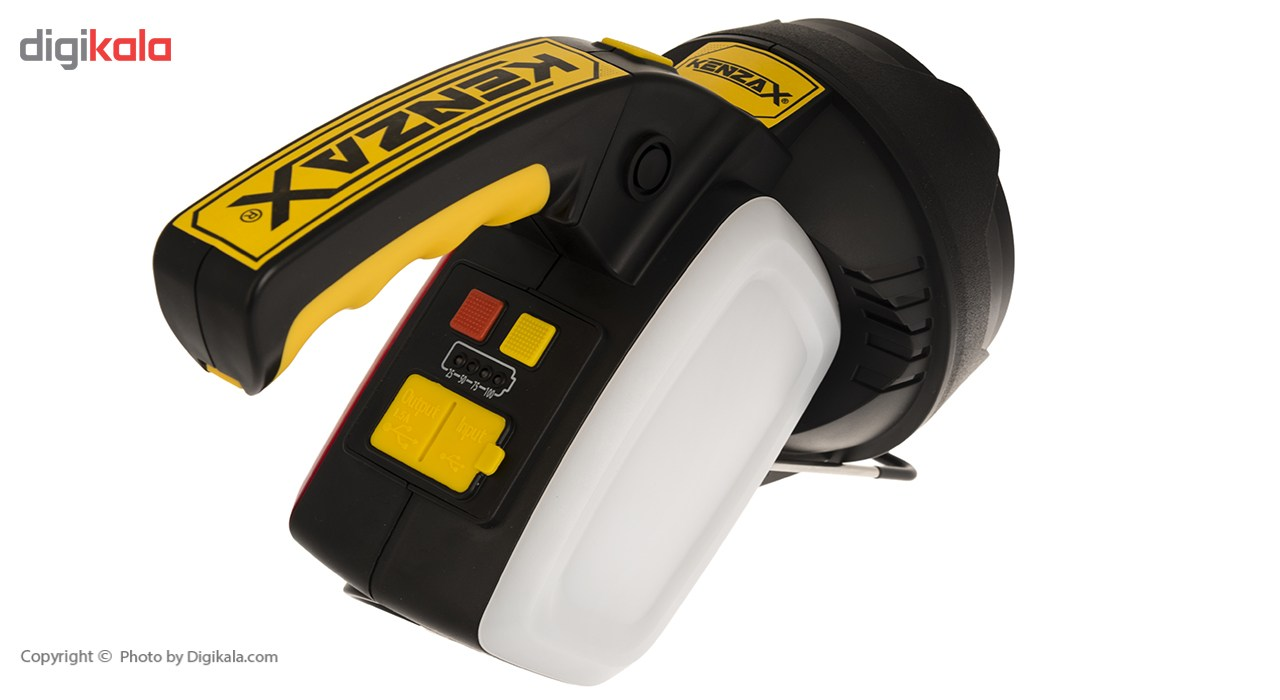نورافکن دستی کنزاکس مدل USB Intelligent
