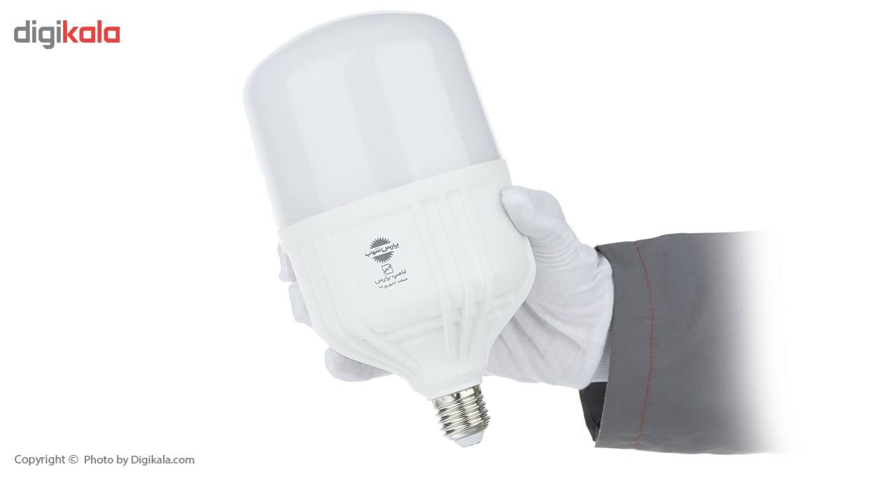 لامپ اس ام دی 40 وات پارس شهاب مدل Cylindrical پایه E27 main 1 5