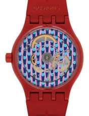 ساعت مچی عقربه ای سواچ مدل SUTR403 -  - 2