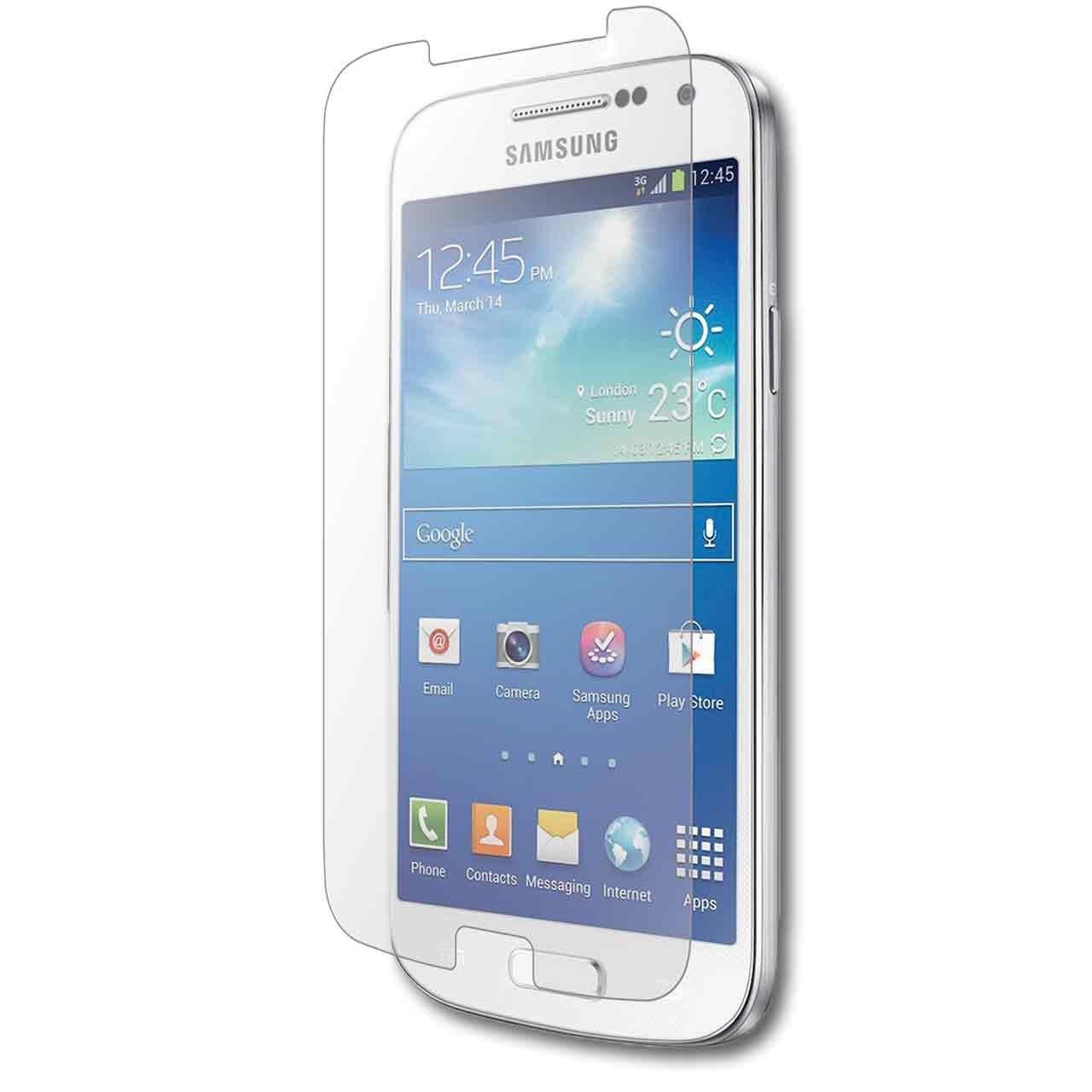 محافظ صفحه نمایش شیشه ای 9H برای گوشی سامسونگ S4