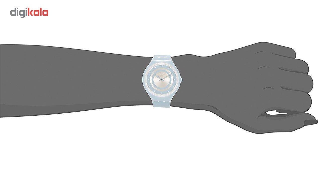 ساعت مچی عقربه ای سواچ مدل SVOS100 -  - 2