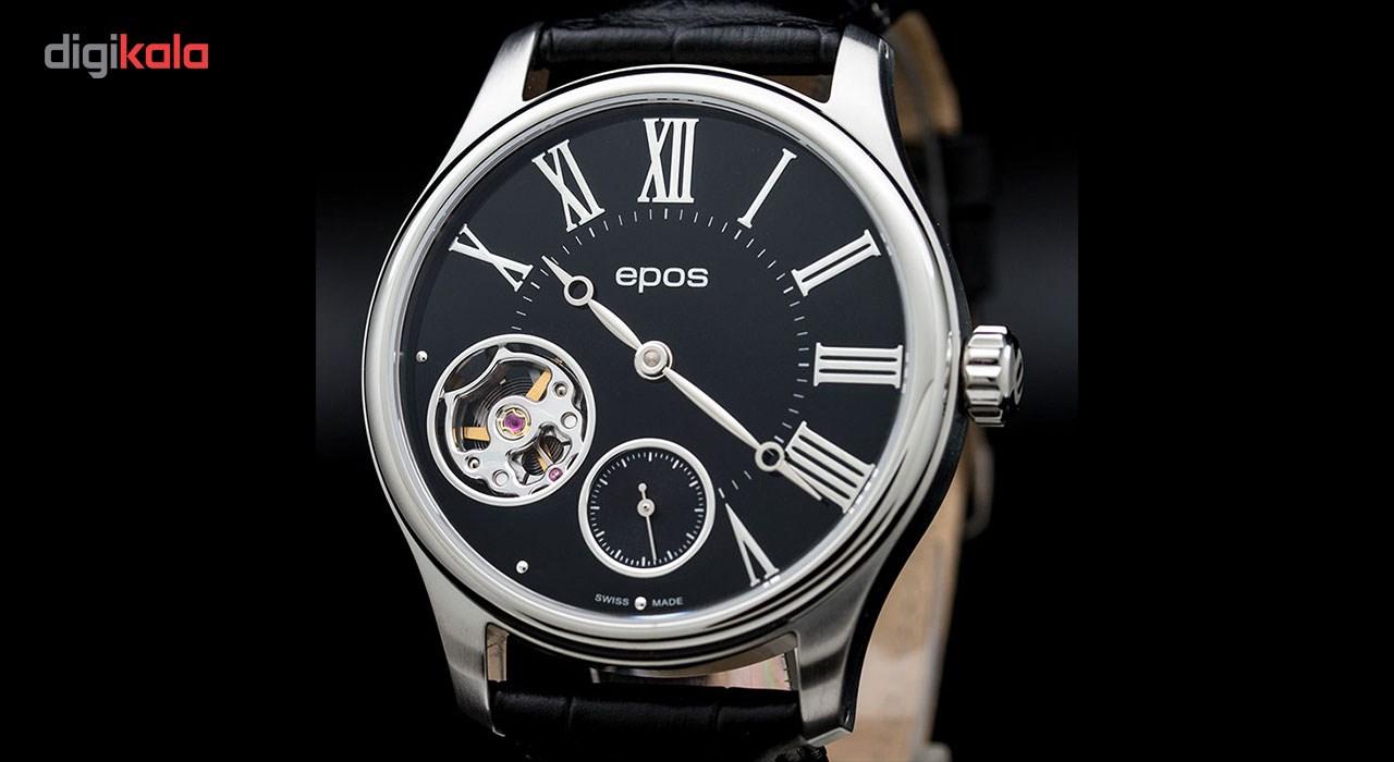 ساعت مچی عقربه ای مردانه ایپوز مدل 3369.193.20.25.25