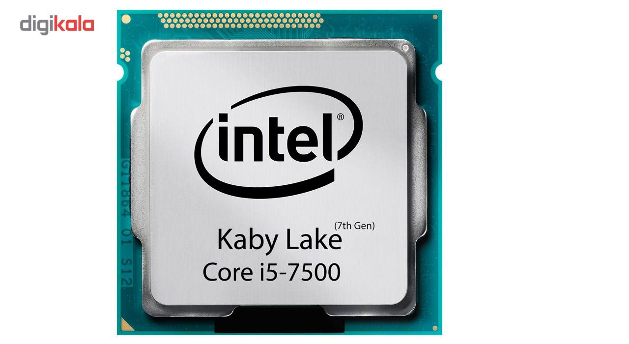 پردازنده مرکزی اینتل سری Kaby Lake مدل Core i5-7500 main 1 1