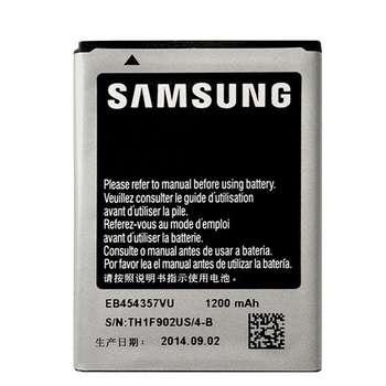 باتری موبایل مدل EB454357VU با ظرفیت 1200mAh مناسب برای گوشی موبایل Galaxy Young