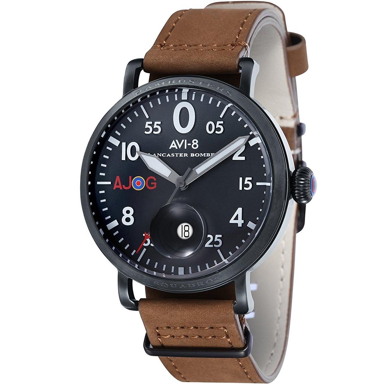 ساعت مچی عقربه ای مردانه ای وی-8 مدل AV-4049-03