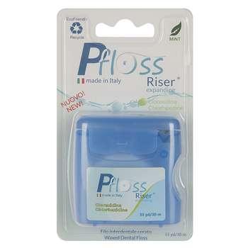 نخ دندان پی فلوس مدل Riser Expanding Clorexidina