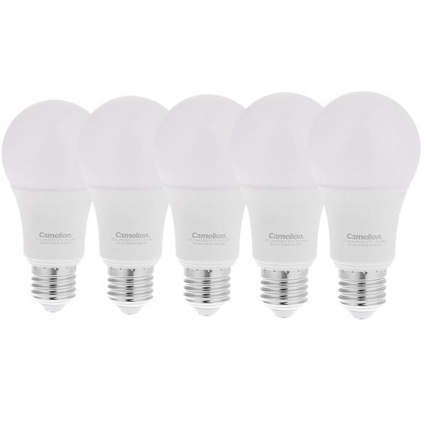 لامپ ال ای دی 12 وات کملیون پایه E27 بسته 5 عددی
