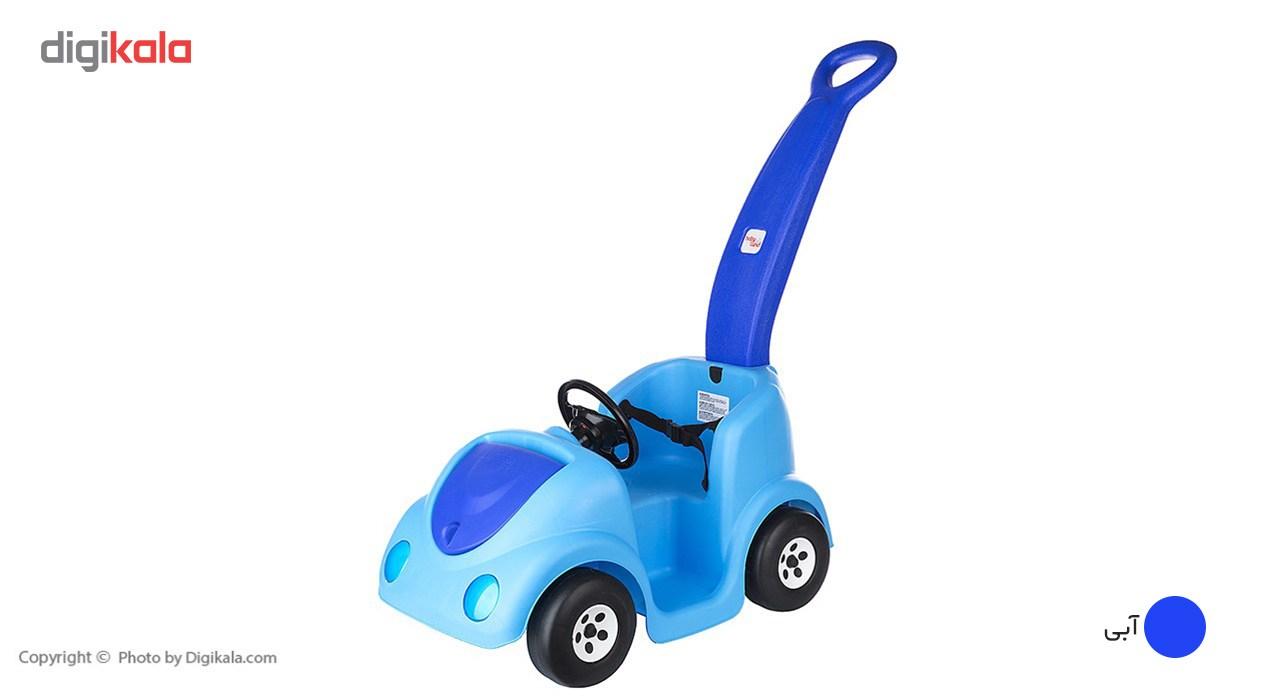 ماشین بازی سواری بیبی لند مدل C602  Baby Land C602 Ride On Toys Car