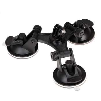 گیره و اتصال بادکشی پلوز مدل Suction Cup Mount مخصوص دوربین های گوپرو