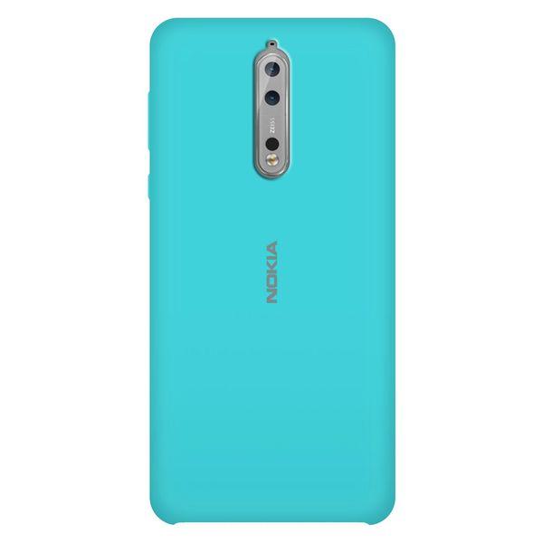 کاور سیلیکونی مناسب برای گوشی موبایل نوکیا 8