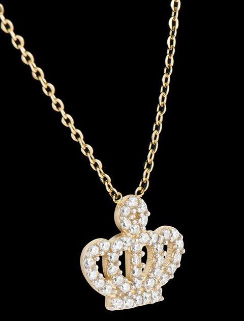 گردنبند طلا 18 عیار ماهک مدل MM0484 - مایا ماهک -  - 3