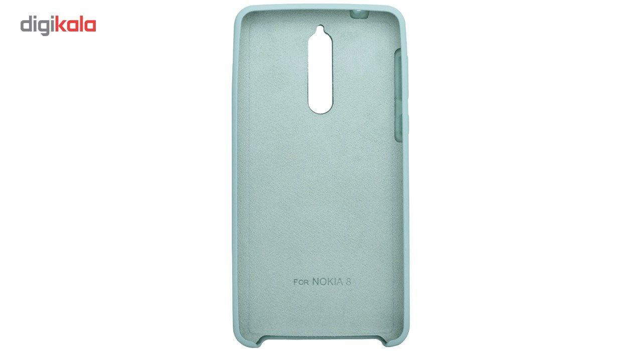 کاور سیلیکونی مناسب برای گوشی موبایل نوکیا 8 main 1 9