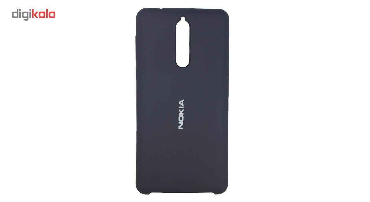 کاور سیلیکونی مناسب برای گوشی موبایل نوکیا 8 main 1 10