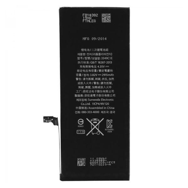 باتری موبایل مدل APN 616-00802 با ظرفیت 2915mAh مناسب برای گوشی های موبایل آیفون 6 پلاس