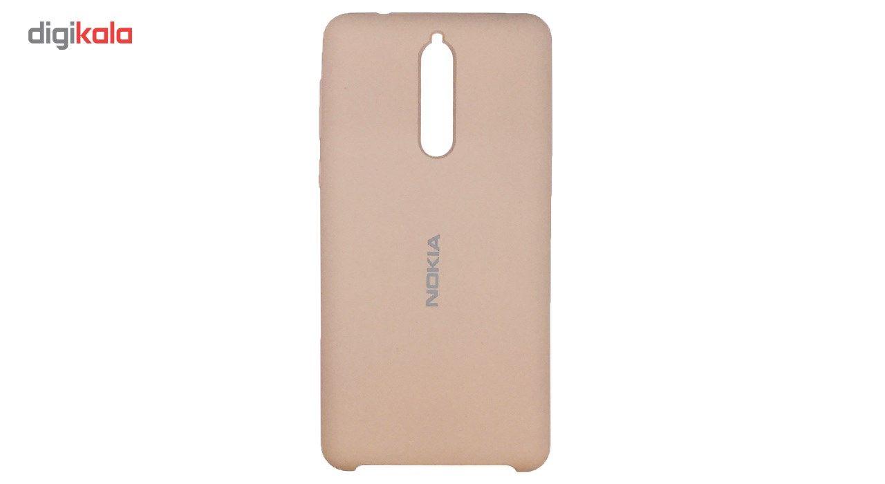 کاور سیلیکونی مناسب برای گوشی موبایل نوکیا 8 main 1 11