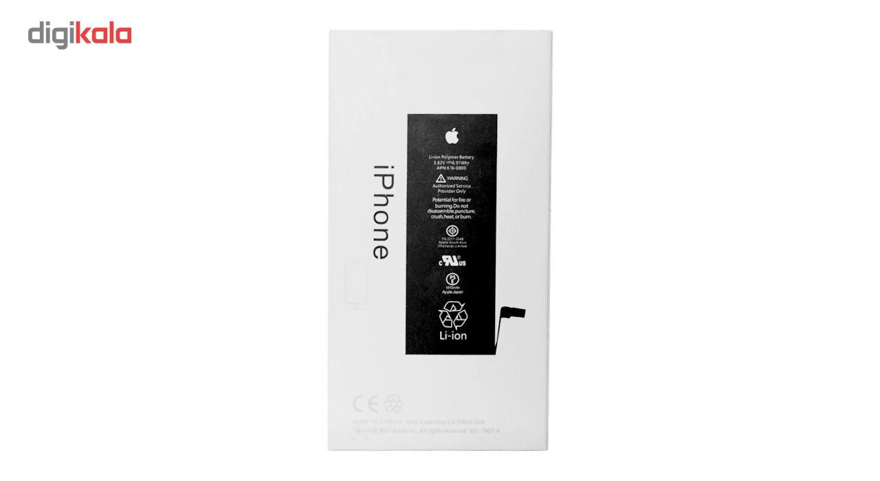 باتری موبایل مدل APN 616-00802 با ظرفیت 2915mAh مناسب برای گوشی های موبایل آیفون 6 پلاس main 1 4