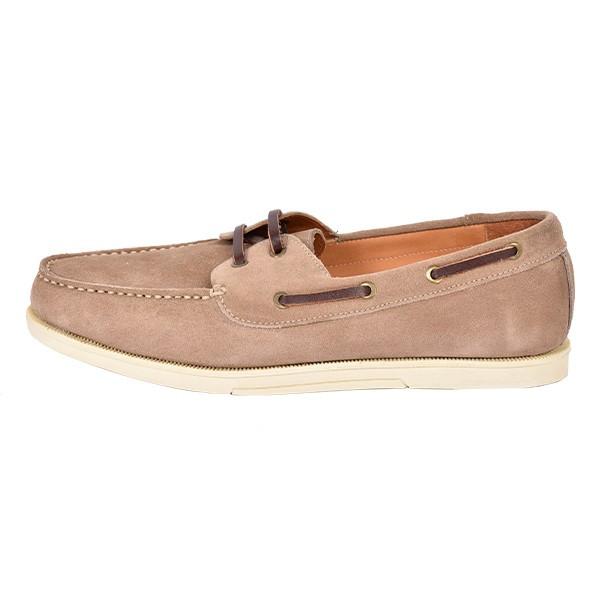 کفش روزمره مردانه بادی اسپینر مدل 2703 کد 1 رنگ خاکی