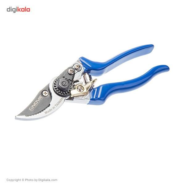 قیچی باغبانی نووا مدل NTS 2311  Nova NTS 2311 Size Gardening Scissors