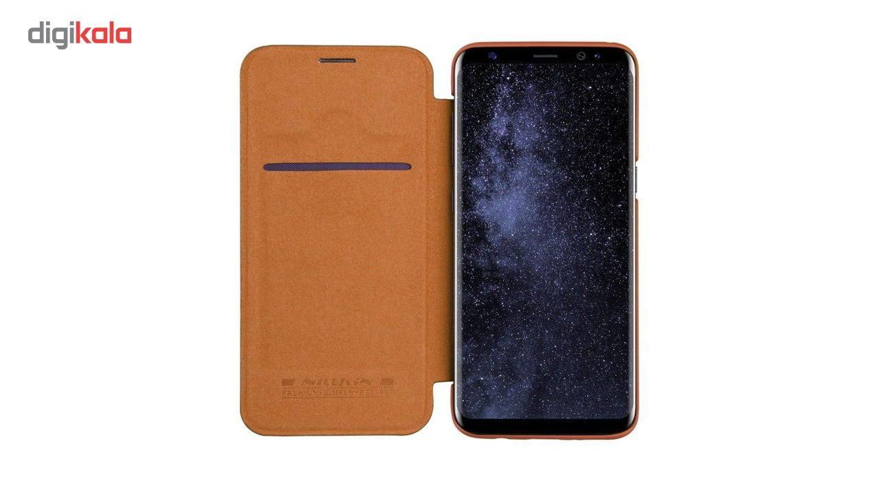 کیف کلاسوری نیلکین مدل Qin مناسب برای گوشی موبایل سامسونگ Galaxy S8 main 1 3
