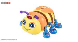 بازی آموزشی هولی تویز مدل Smart Beetle  Huile Toys Smart Beetle Educational Game